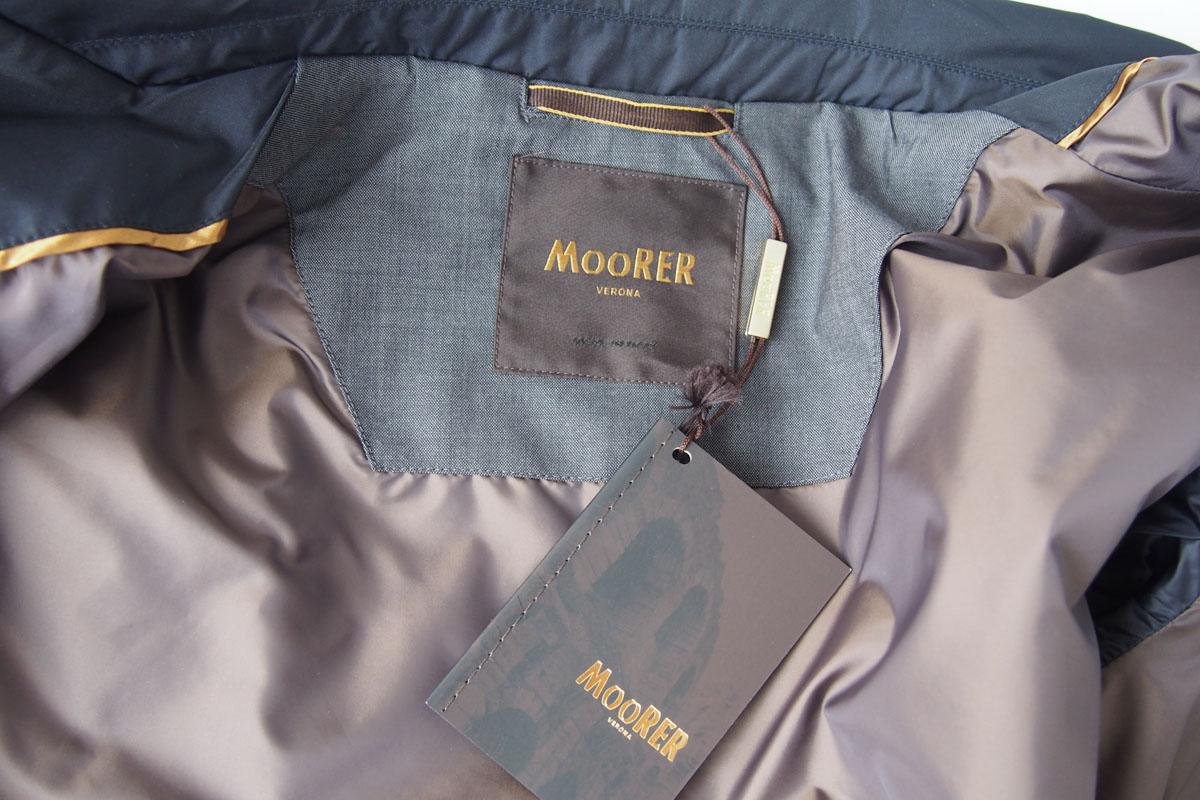 ムーレー|MooRER|スプリングコート|ネイビー|44|258-51112-762イメージ05