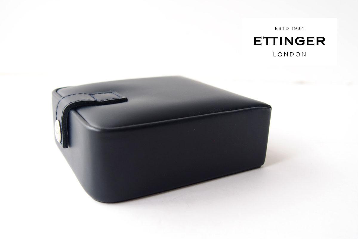 エッティンガー|ETTINGER|レザー小物ケース|アクセサリーケース|ネイビーイメージ01