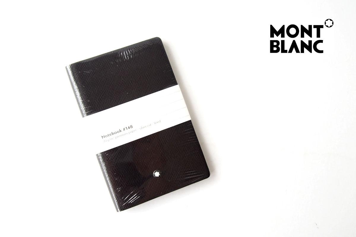 モンブラン|MONTBLANC|モンブラン ファイン ステーショナリー ノートブック No.148 ブラックイメージ01