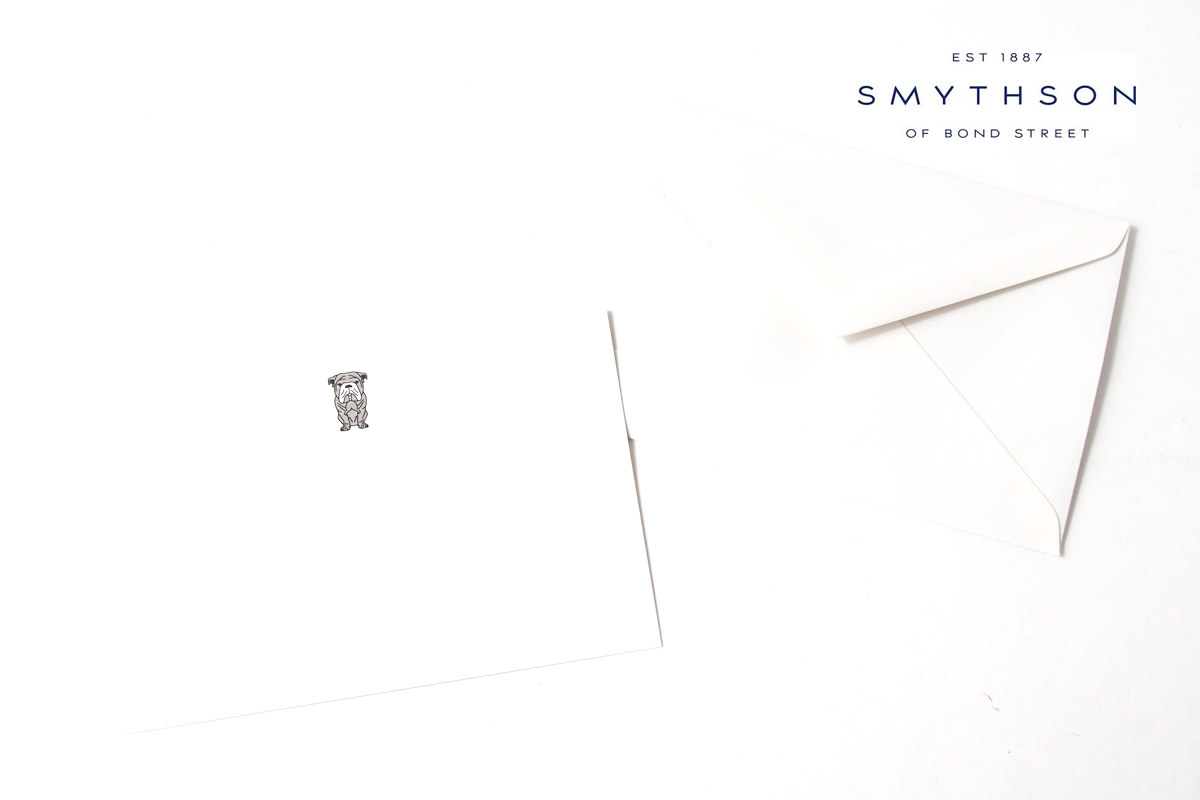 スマイソン|SMYTHSON|Bulldog メッセージカードセット|10セットイメージ01