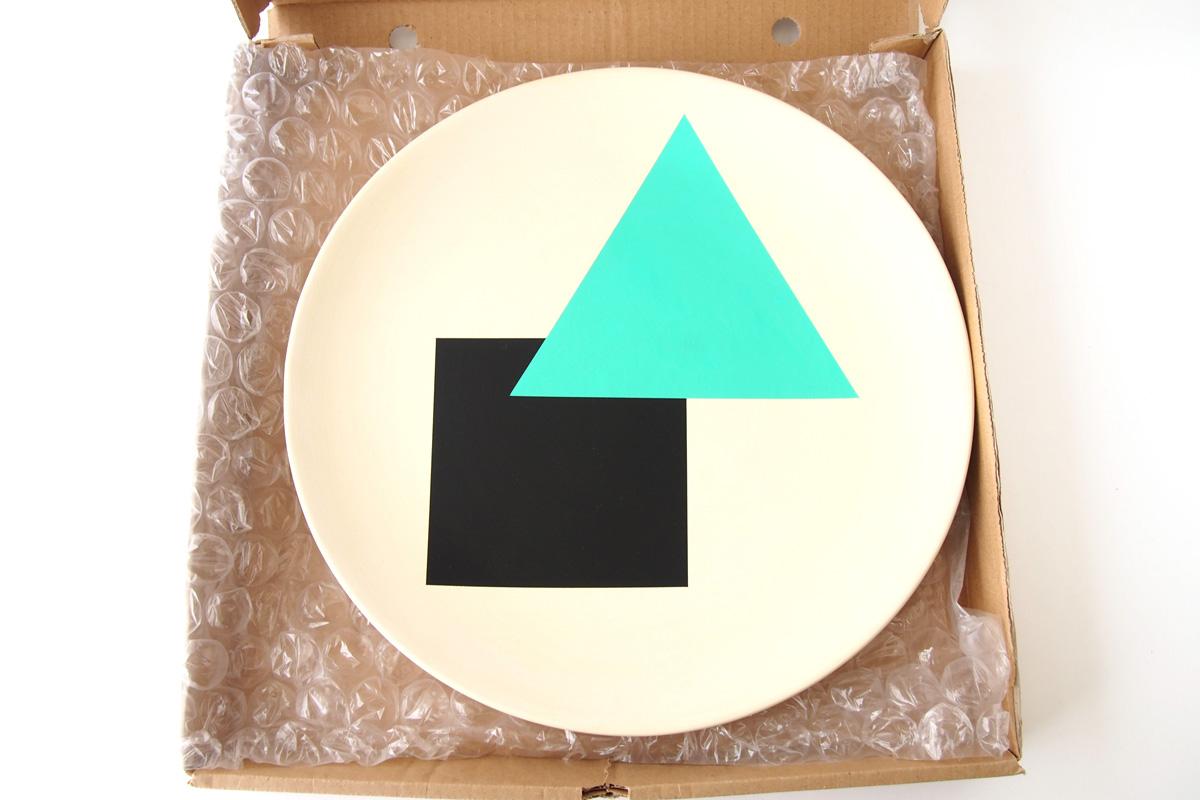 ダークルーム ロンドン|DARKROOM LONDON|オーナメントプレート|飾り皿|デザイン|アート|SO SOTTSASS|PLATE#1イメージ04