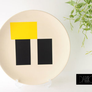 ダークルーム ロンドン|DARKROOM LONDON|オーナメントプレート|飾り皿|デザイン|アート|SO SOTTSASS|PLATE#2イメージ01