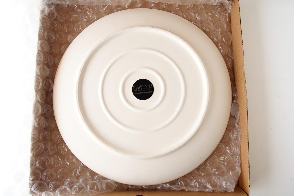 ダークルーム ロンドン DARKROOM LONDON オーナメントプレート 飾り皿 デザイン アート SO SOTTSASS PLATE#2イメージ05