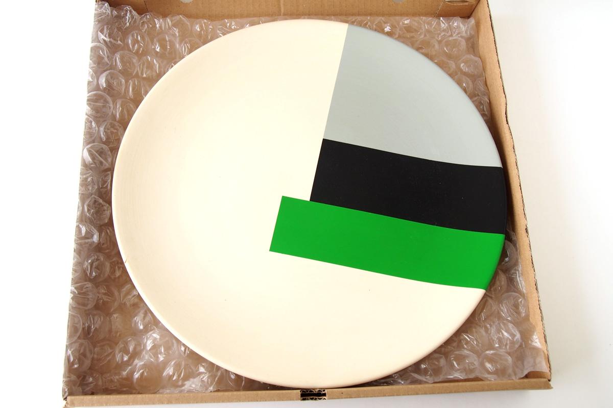 ダークルーム ロンドン|DARKROOM LONDON|オーナメントプレート|飾り皿|デザイン|アート|STOLEN FROM DE STIJL|PLATE#4イメージ05