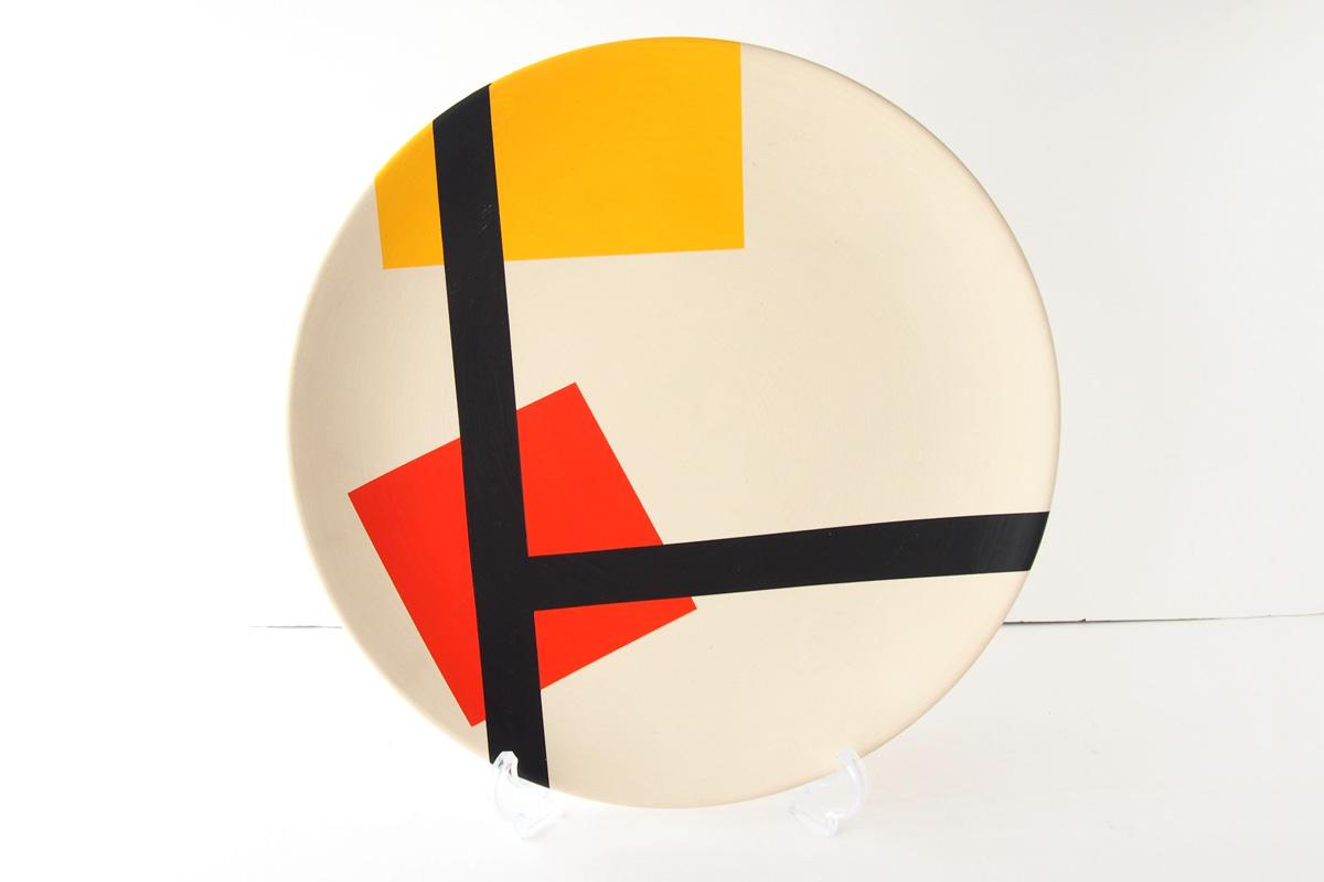 ダークルーム ロンドン|DARKROOM LONDON|オーナメントプレート|飾り皿|デザイン|アート|STOLEN FROM DE STIJL|PLATE#8イメージ02
