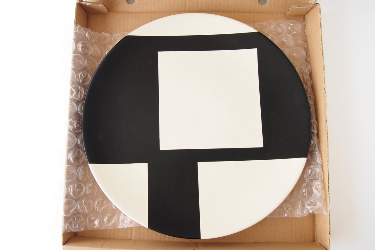 ダークルーム ロンドン DARKROOM LONDON オーナメントプレート 飾り皿 デザイン アート STOLEN FROM DE STIJL PLATE#9イメージ04