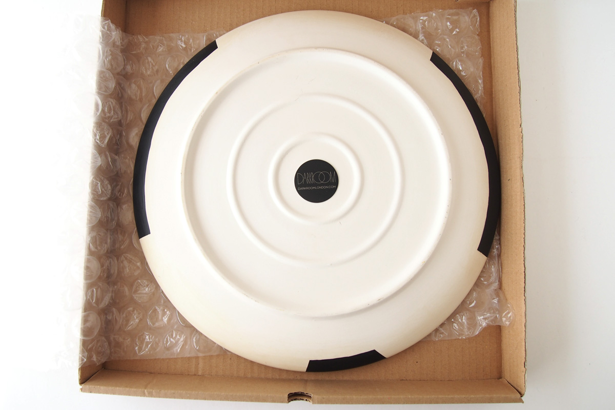 ダークルーム ロンドン DARKROOM LONDON オーナメントプレート 飾り皿 デザイン アート STOLEN FROM DE STIJL PLATE#9イメージ05