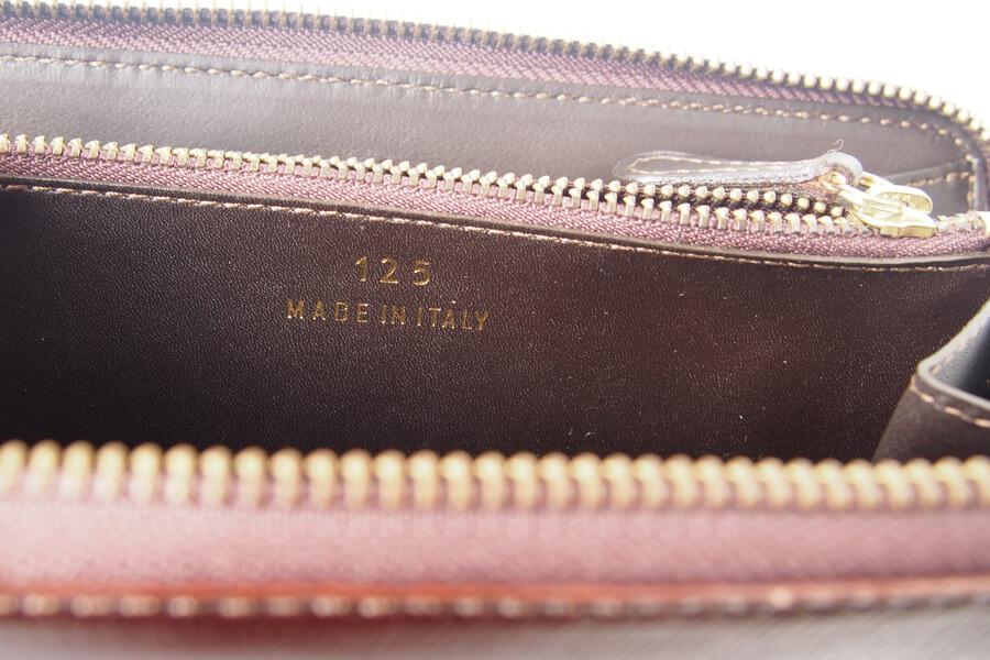 フェリージ|Felisi|長財布|125|グレインレザー|ブラウンイメージ09