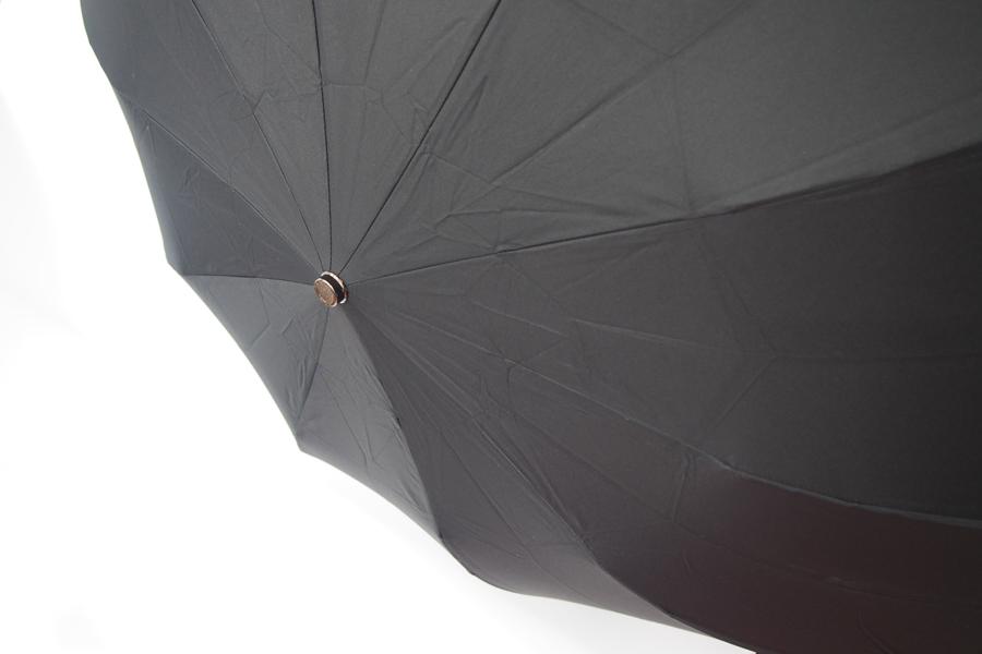 【中古】チャーチ|Church's|フォックスアンブレラ製折りたたみ傘|ブラックイメージ06