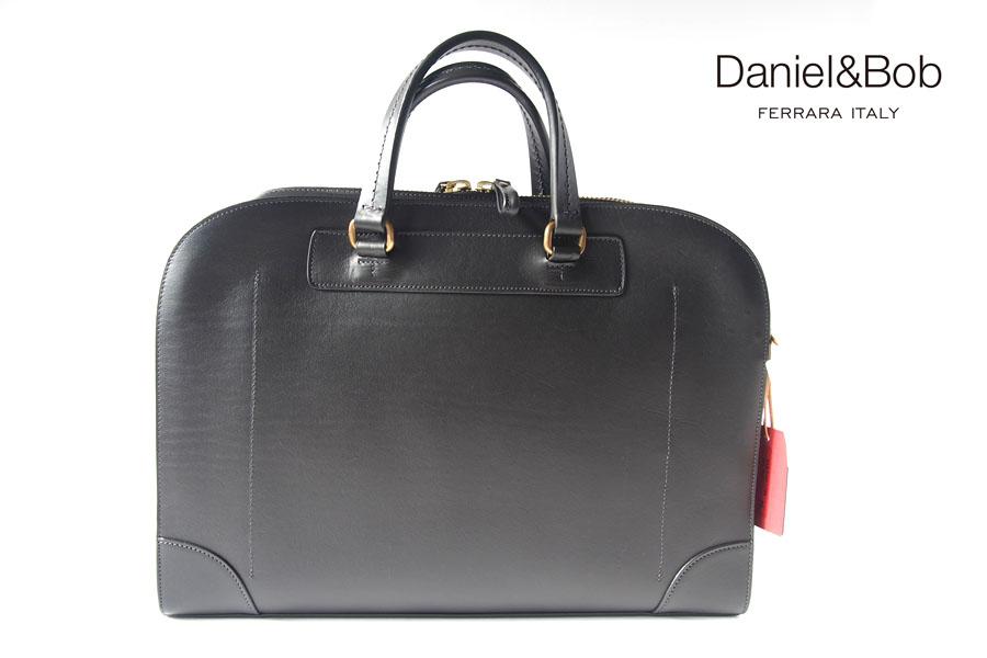 ダニエル&ボブ|Daniel&Bob|2WAYブリーフケース|ビジネスバッグ|クオイオ|CUOIO ARTURO|ブラックイメージ01