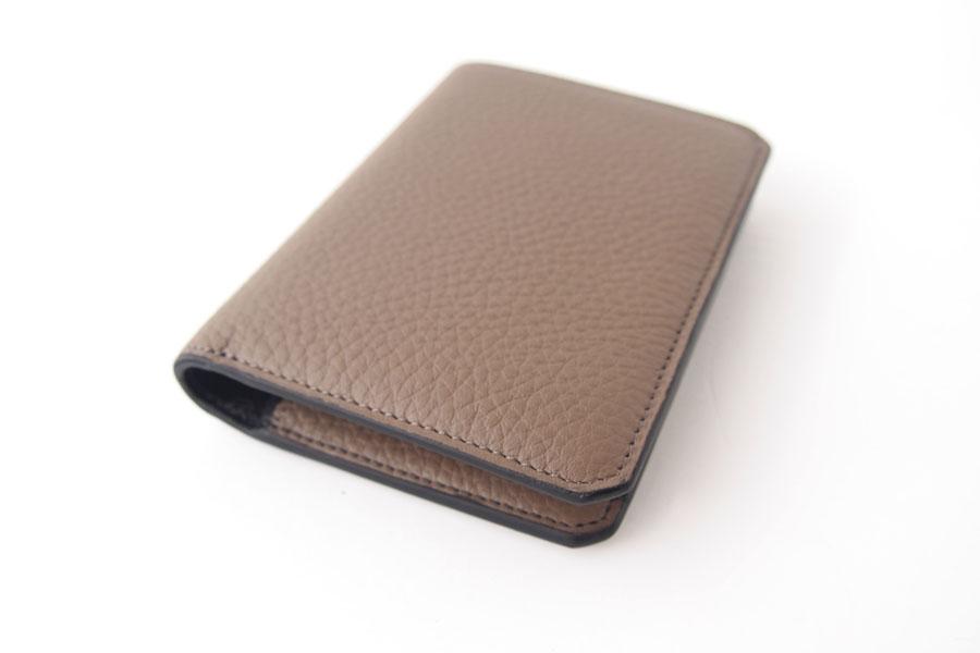アイセア|AIZEA|コンパクトウォレット|2つ折り財布|トリヨンレザー|トープイメージ02