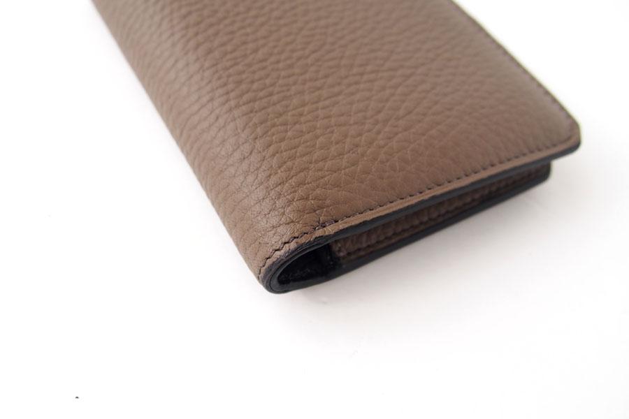 アイセア|AIZEA|コンパクトウォレット|2つ折り財布|トリヨンレザー|トープイメージ05
