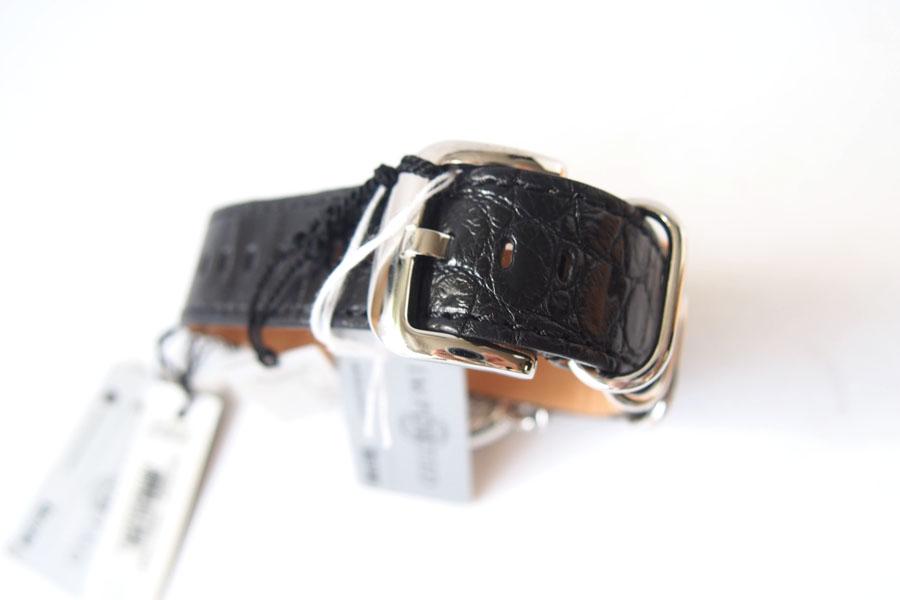 シャイノラ|shinola|時計|ランウェル|ケース径41mm|5気圧防水|クオーツ|ブラック|ウィラード・プログラム|アリゲーターレザーバンド付きイメージ09