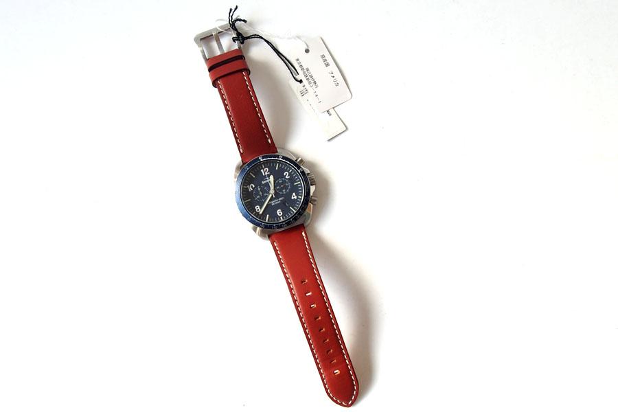 シャイノラ|shinola|時計|ランブラー|44mm径|10気圧防水|クオーツ|ネイビーイメージ02