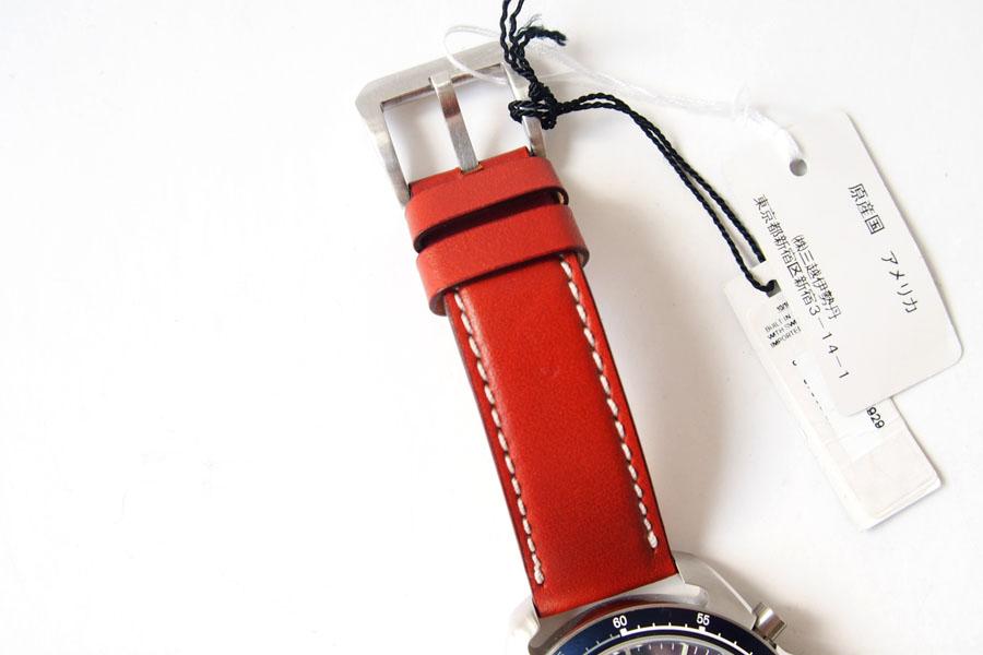 シャイノラ|shinola|時計|ランブラー|44mm径|10気圧防水|クオーツ|ネイビーイメージ03