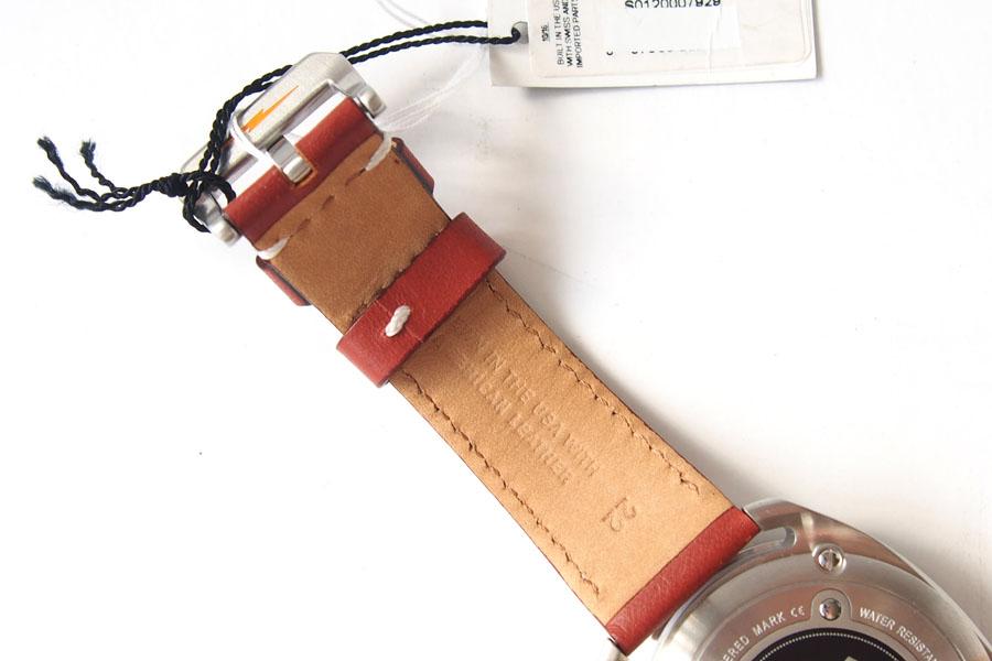 シャイノラ|shinola|時計|ランブラー|44mm径|10気圧防水|クオーツ|ネイビーイメージ05