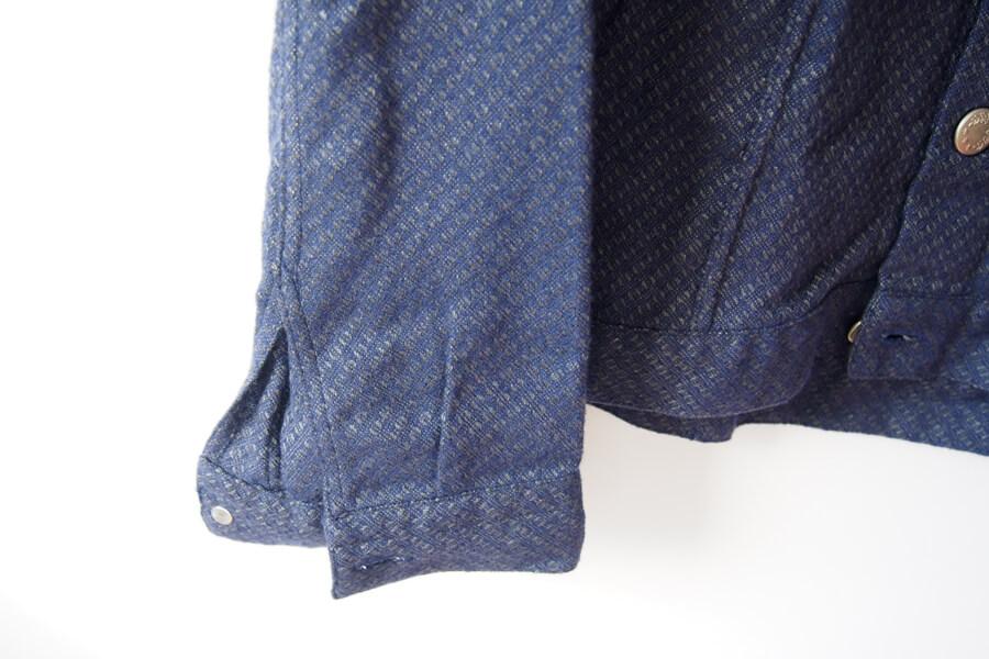 ギローバー|GUY ROVER|コットンシャツジャケット|S|ネイビーイメージ02