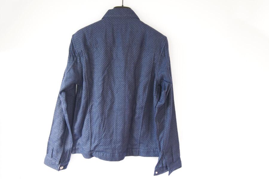 ギローバー|GUY ROVER|コットンシャツジャケット|S|ネイビーイメージ03