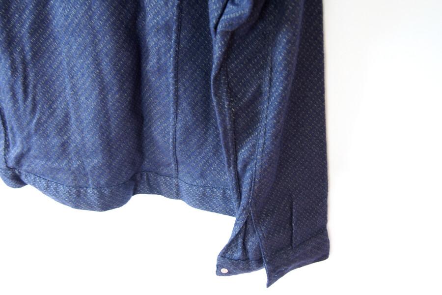 ギローバー|GUY ROVER|コットンシャツジャケット|S|ネイビーイメージ04