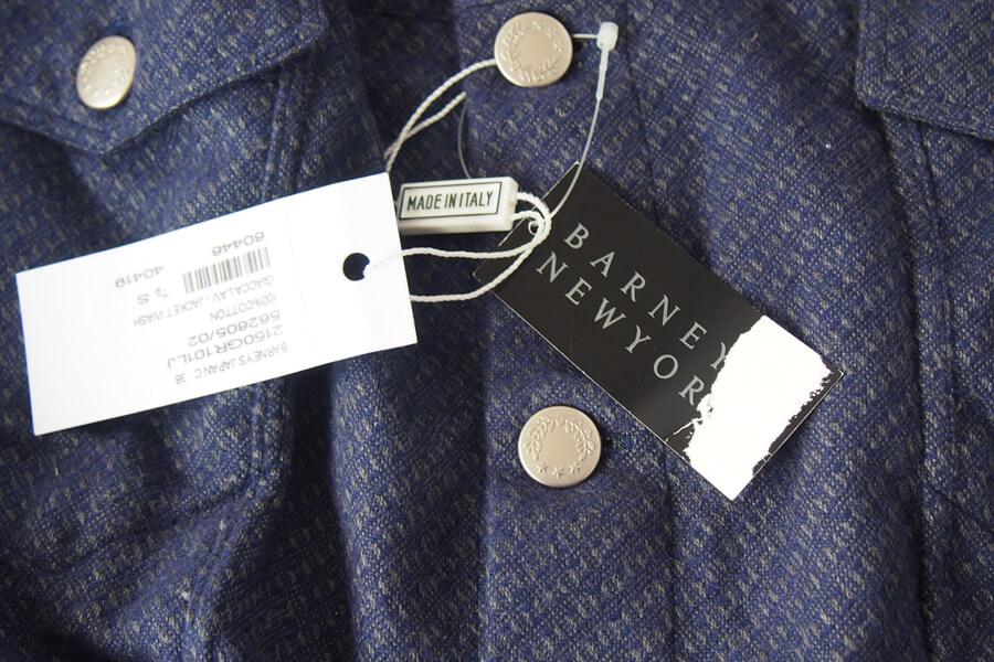ギローバー|GUY ROVER|コットンシャツジャケット|S|ネイビーイメージ07
