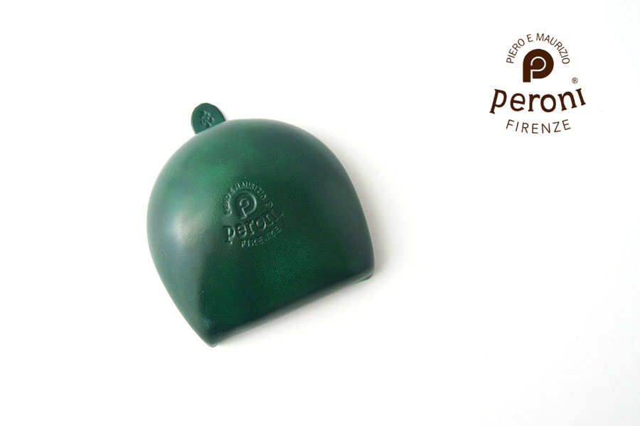 ペローニ|peroni|コインケース Art 1586 ミディアムグリーン01イメージ01