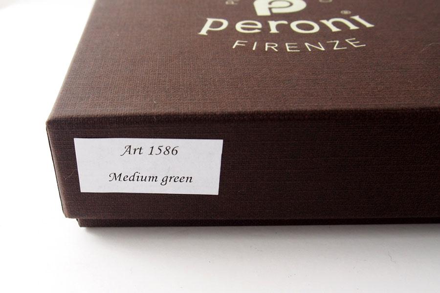 ペローニ|peroni|コインケース Art 1586 ミディアムグリーン01イメージ07