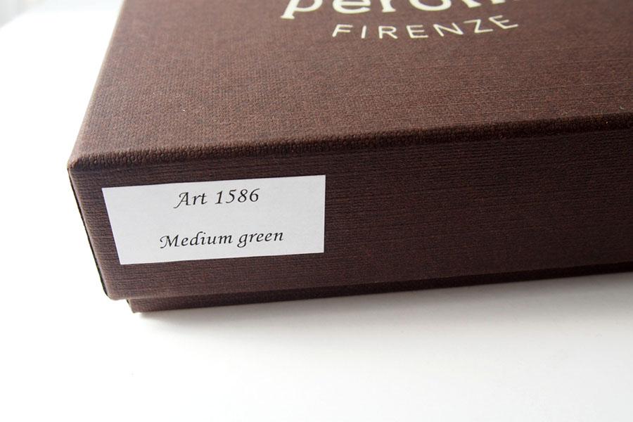 ペローニ peroni コインケース Art 1586 ミディアムグリーン02イメージ09
