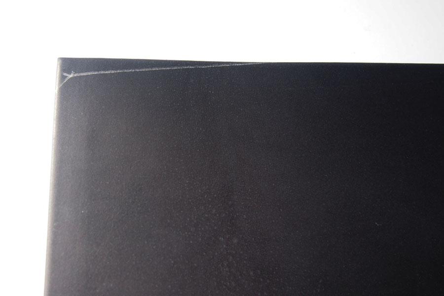 ベルルッティ|Berluti|稀少|顧客限定|非売品革表紙ノベルティノート|手書きアート入り|ブラックイメージ07