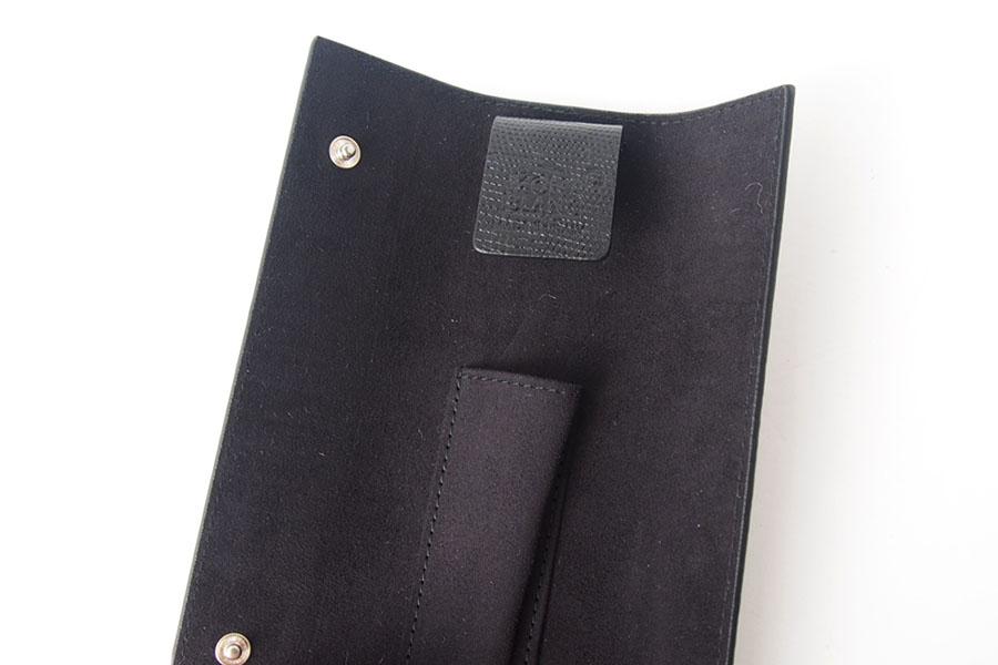モンブラン|MONTBLANC|マイスターシュテュック セレクション|リザード プレスボタン付きペンポーチ1本用イメージ06