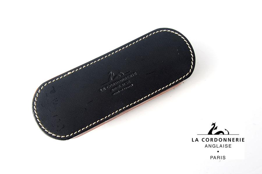 コルドヌリ・アングレース|LA CORDONNERIE ANGLAISE|豚毛ブラシ|ブラックイメージ01