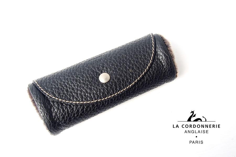 コルドヌリ・アングレース|LA CORDONNERIE ANGLAISE|グローブラスター|ブラックイメージ01