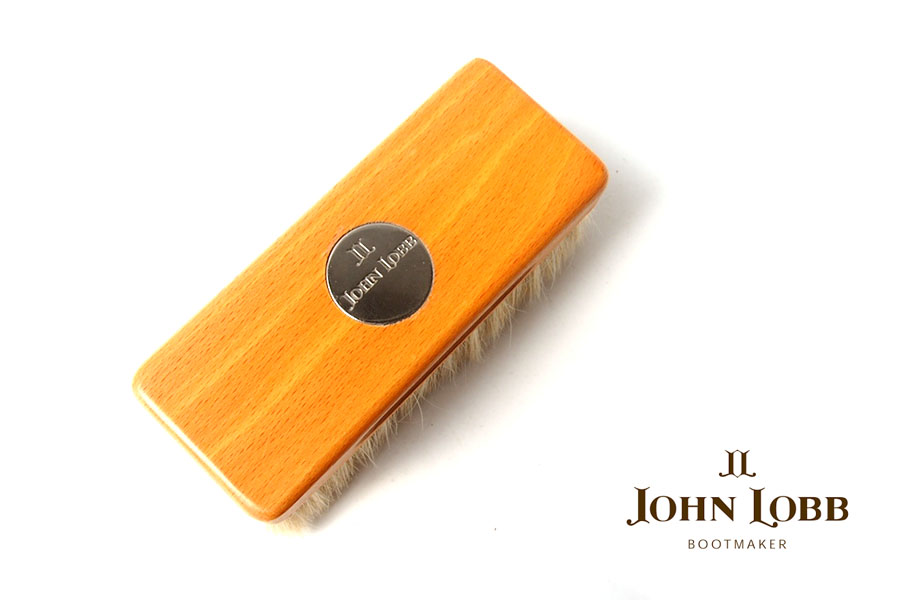 ジョンロブ John Lobb 山羊毛シューブラシイメージ01