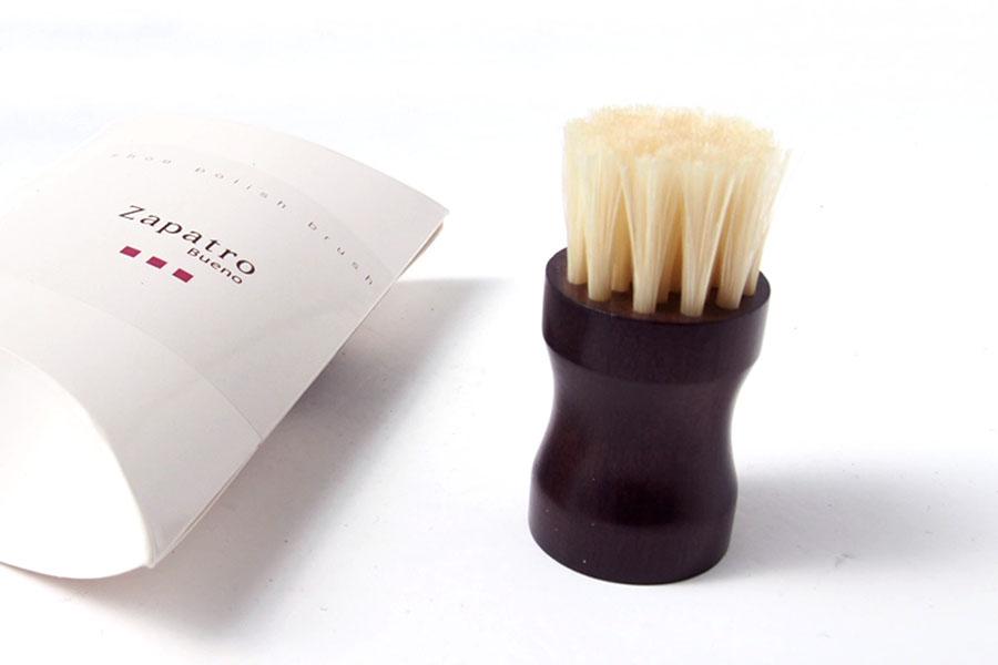 ザパトロ|Zapatro Bueno|ポリッシュブラシセット|ホースヘア×ピッグヘア×クリーム付けブラシ3本|パープルイメージ08