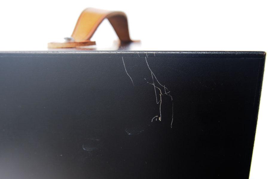 サフィール|SAPHIR|シューケアウッドボックス|靴磨きブラシ収納ボックス【木箱のみの単品販売】イメージ02