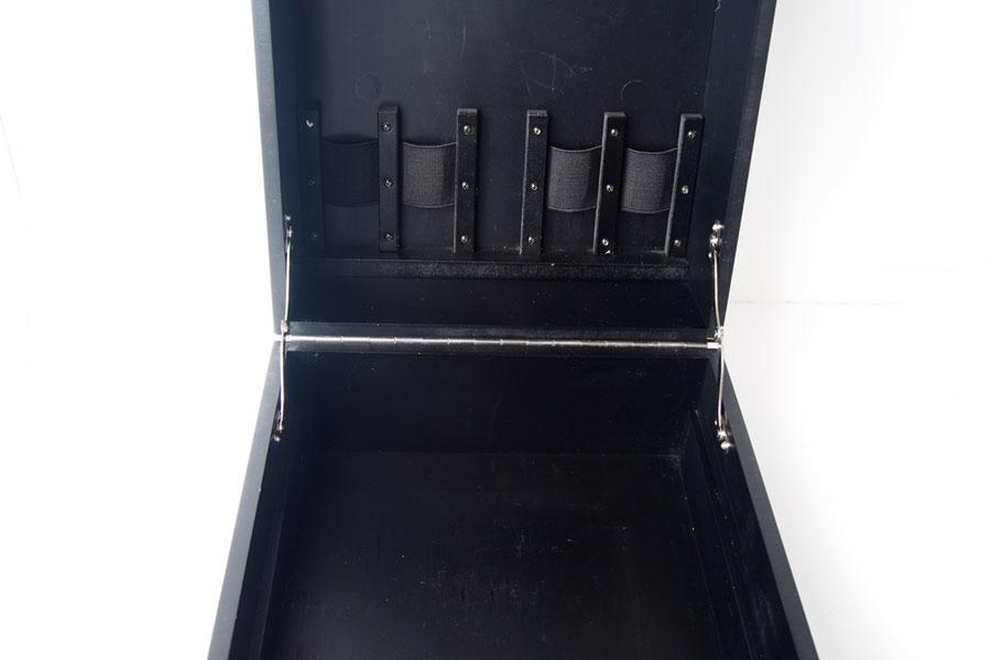 サフィール|SAPHIR|シューケアウッドボックス|靴磨きブラシ収納ボックス【木箱のみの単品販売】イメージ07