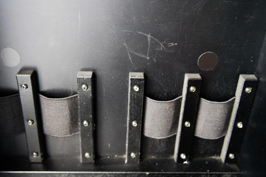 サフィール|SAPHIR|シューケアウッドボックス|靴磨きブラシ収納ボックス【木箱のみの単品販売】イメージ08