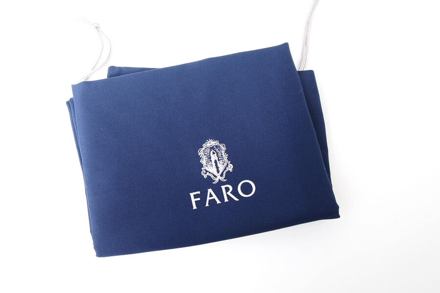 ファーロ|FARO|ジェニュインレザートートバッグ|FABIO MOUSSE|ネイビー(JEANS)イメージ09