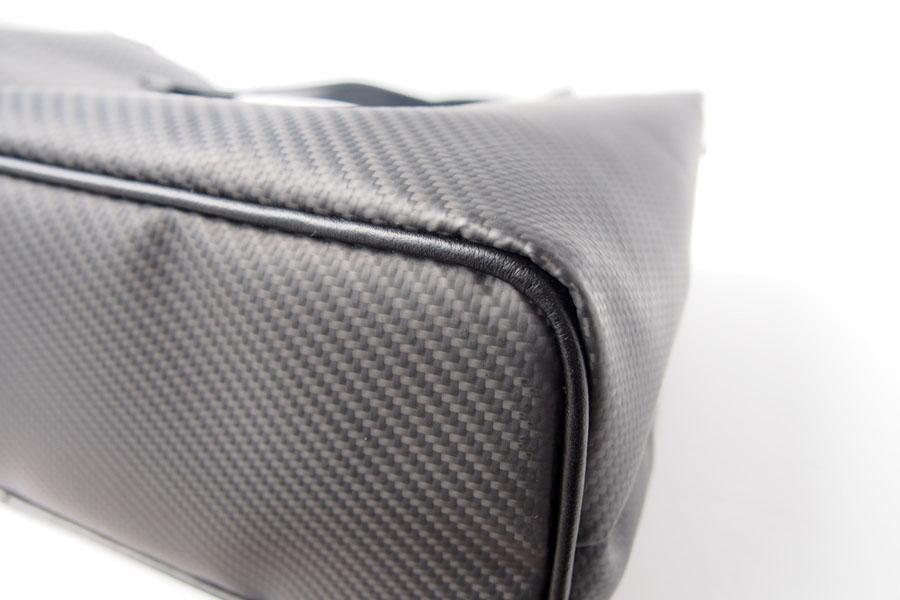 テクノモンスター|Teckno Monster|カーボンファイバー(炭素繊維)素材|軽量トートバッグ|HIKOプレート付きイメージ010