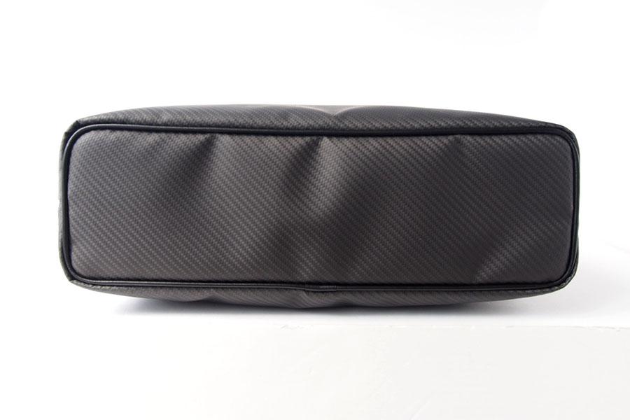 テクノモンスター|Teckno Monster|カーボンファイバー(炭素繊維)素材|軽量トートバッグ|HIKOプレート付きイメージ07