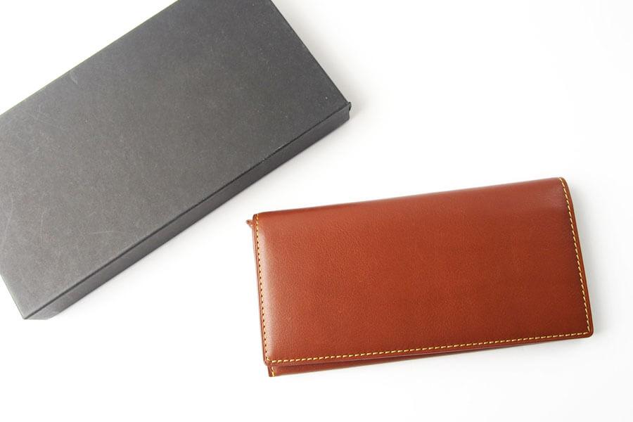 ソメスサドル SOMES SADDLE 長財布 束入れ ブラウンイメージ010