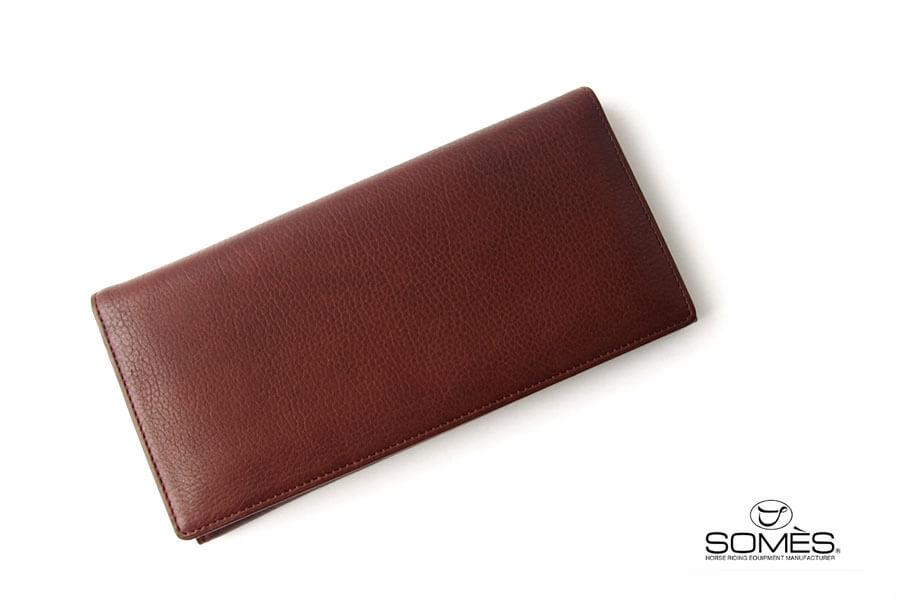 ソメスサドル|SOMES SADDLE|長財布|束入れ|ノーマン|NORMAN|NM-11 DBRイメージ01