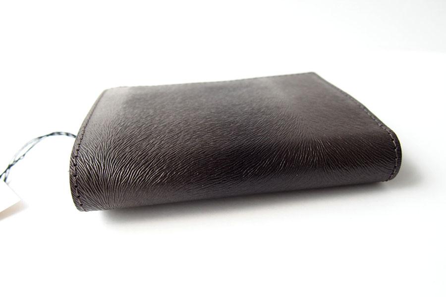トフアンドロードストン|toffandloadstone|2つ折り財布|ミニウォレット|ミンク型押しレザー|Mini wallet Mink|TMA-046イメージ05
