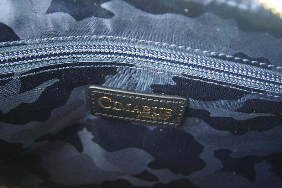 チマブエ グレースフル|CIMABUE graceful |セカンドバッグ|栃木レザー|ブラック イメージ08