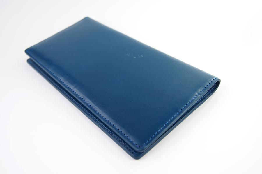 チマブエ グレースフル|CIMABUE graceful |ブライドルレザーかぶせ薄型長財布|15051イメージ03