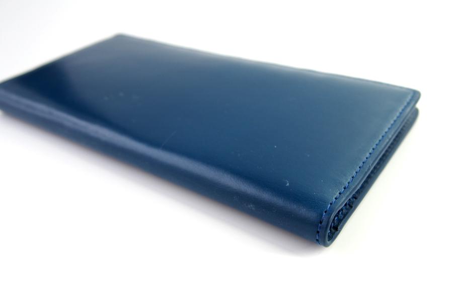 チマブエ グレースフル|CIMABUE graceful |ブライドルレザーかぶせ薄型長財布|15051イメージ05