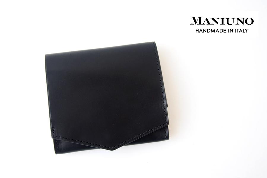 マニウノ|MANIUNO| 小銭入れつき折り財布イメージ01