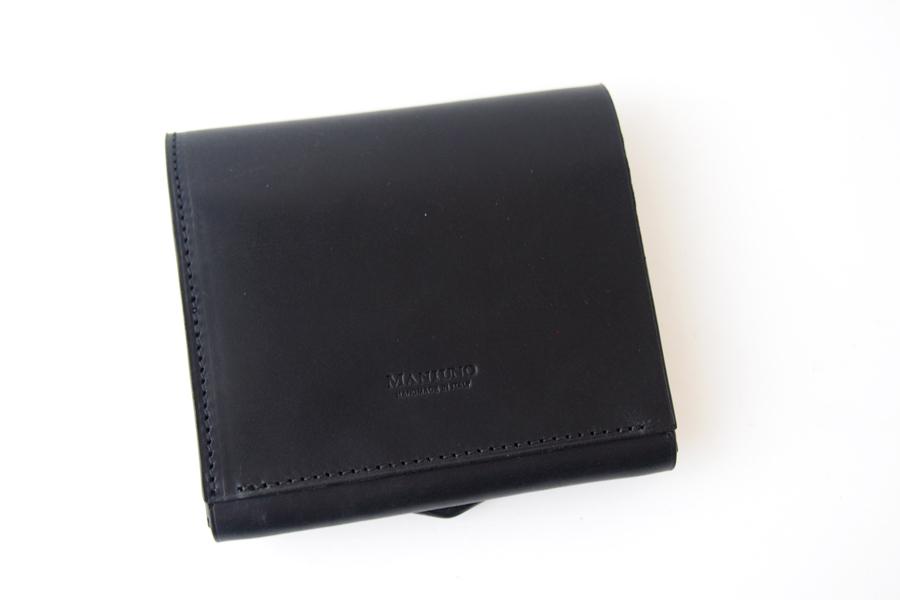 マニウノ|MANIUNO| 小銭入れつき折り財布イメージ02