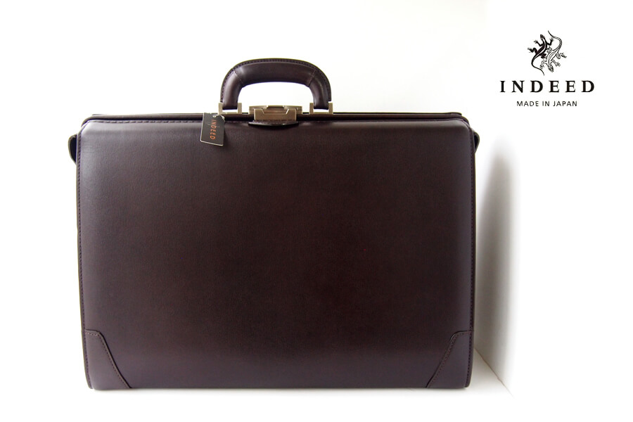 インディード|INDEED|ビジネスバッグ|ダレスバッグ|391108|ブラウンイメージ01