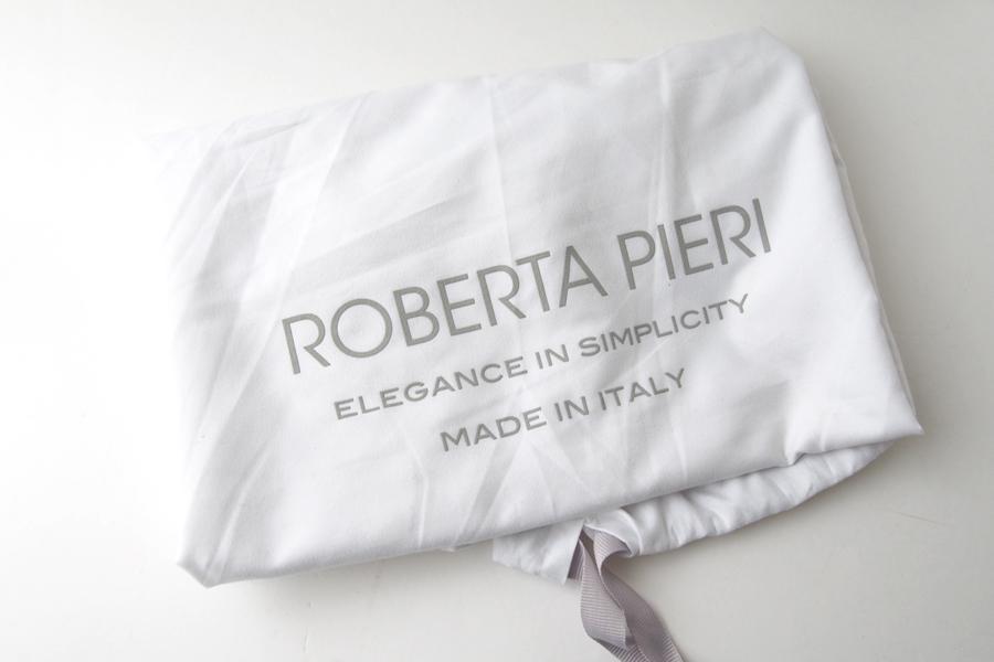 エッレピエリ|R.PIERI|ナイロン×幾何学柄PVCトートバッグイメージ010