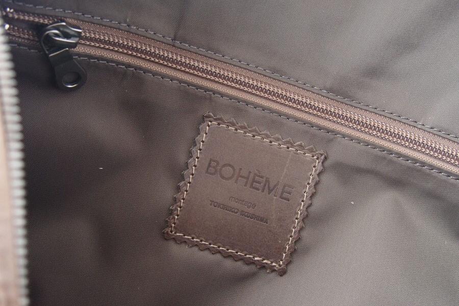 ボエム|BOHÈME|プリントナイロンバックパック|BM-001|ART of VISUALイメージ08